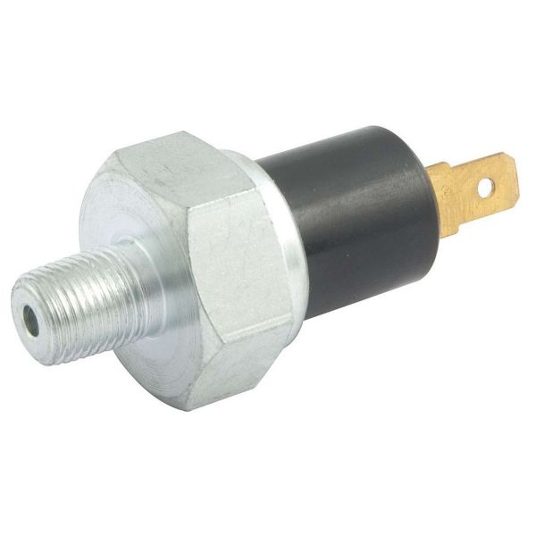 Pressure Switch, 20 psi On, 1/8 in NPT Male, Oil